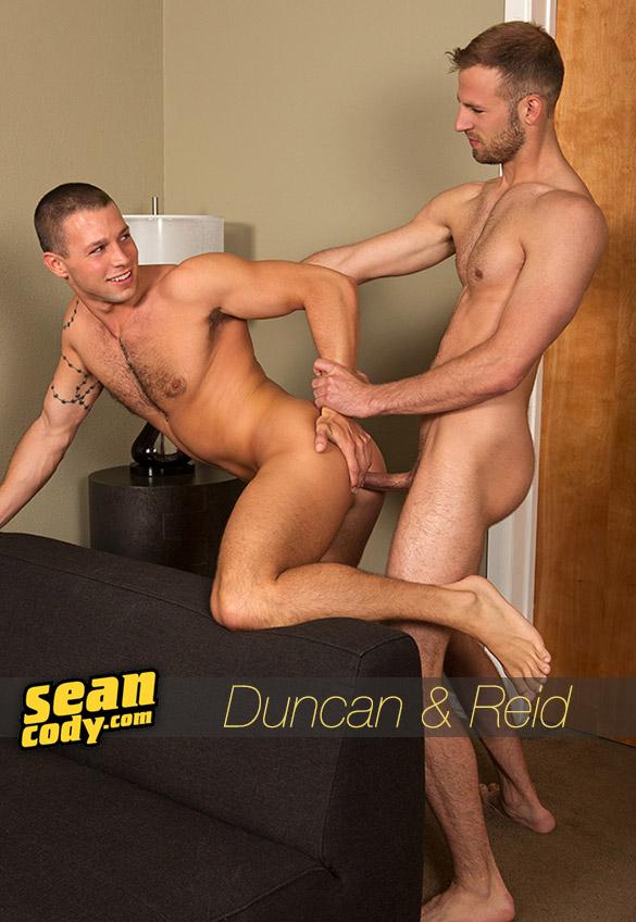 Sean Cody: Reid creampies Duncan