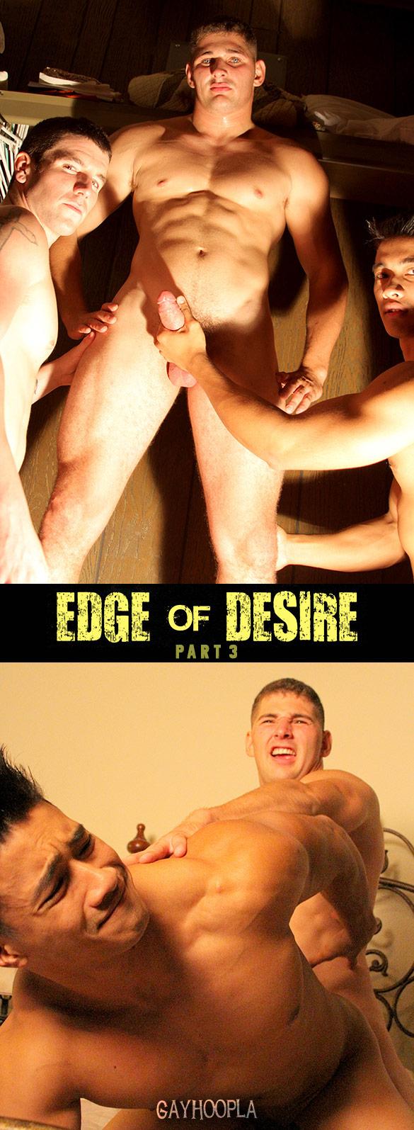 "GayHoopla: Max Summerfield fucks Ken Ott in ""Edge of Desire, Part 3"""