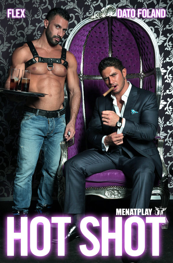 "MenAtPlay: Dato Foland fucks Flex in ""Hot Shot"""