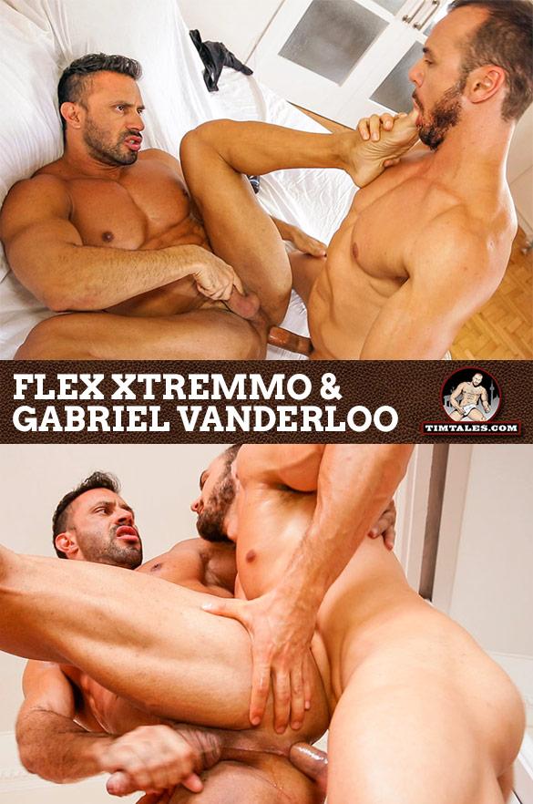 TimTales: Gabriel Vanderloo hammers Flex Xtremmo