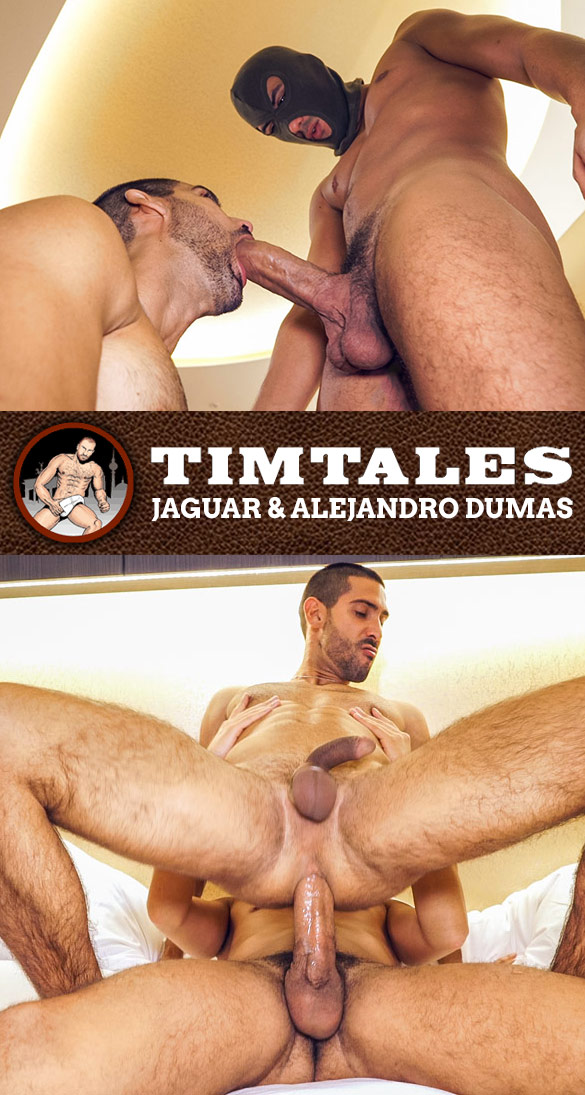 TimTales: Jaguar bangs Alejandro Dumas raw