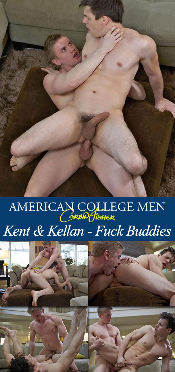 Corbin Fisher: Kellan rides Kent bareback