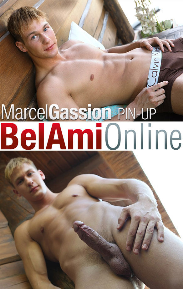 Bel Ami: Marcel Gassion 'Pin-Up'