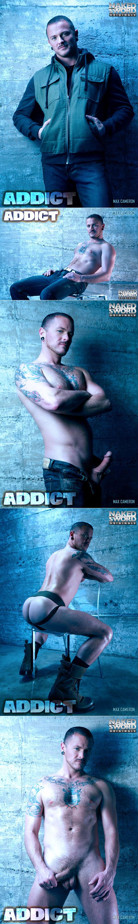 "Naked Sword Originals: Trenton Ducati and Max Cameron flip fuck in ""Addict, Episode 1: Addicted To Power"""