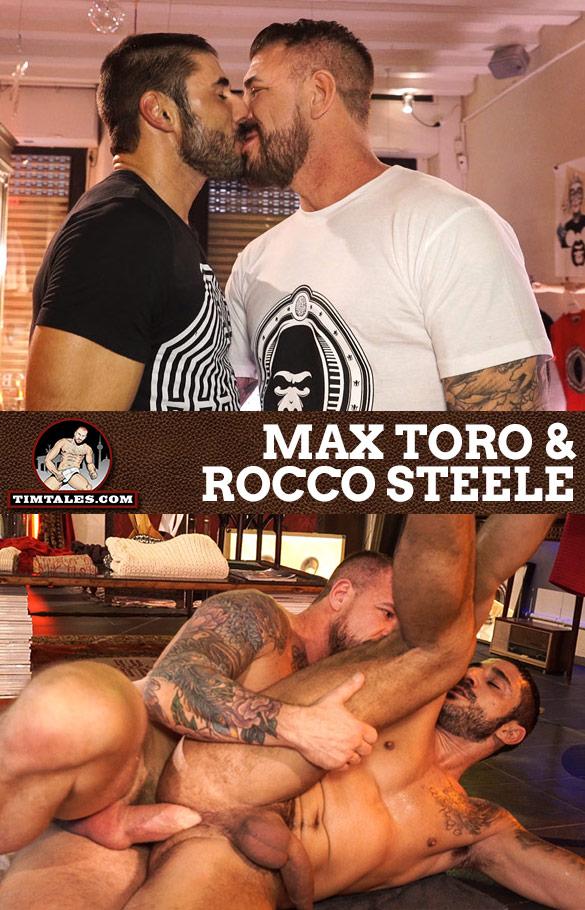 TimTales: Rocco Steele fucks Max Toro