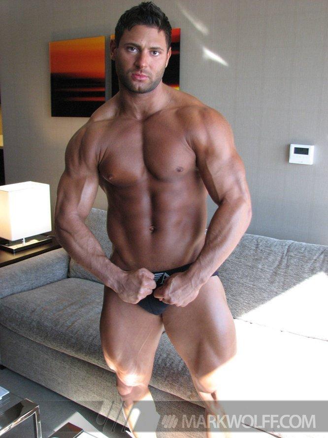 Mike buffalari muscle gay
