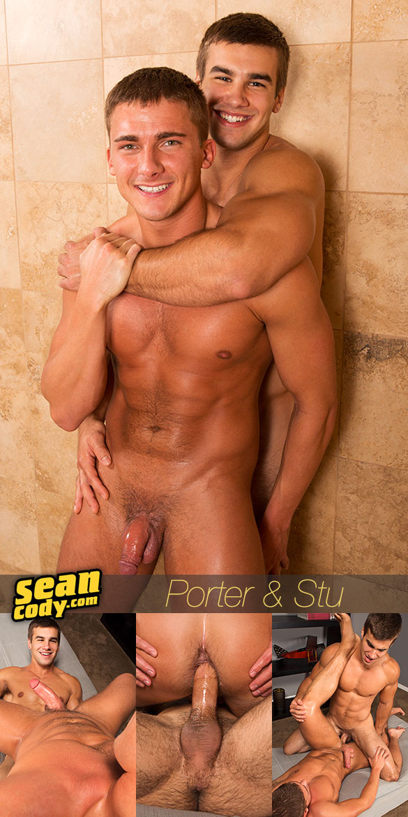 Sean Cody: Stu barebacks Porter