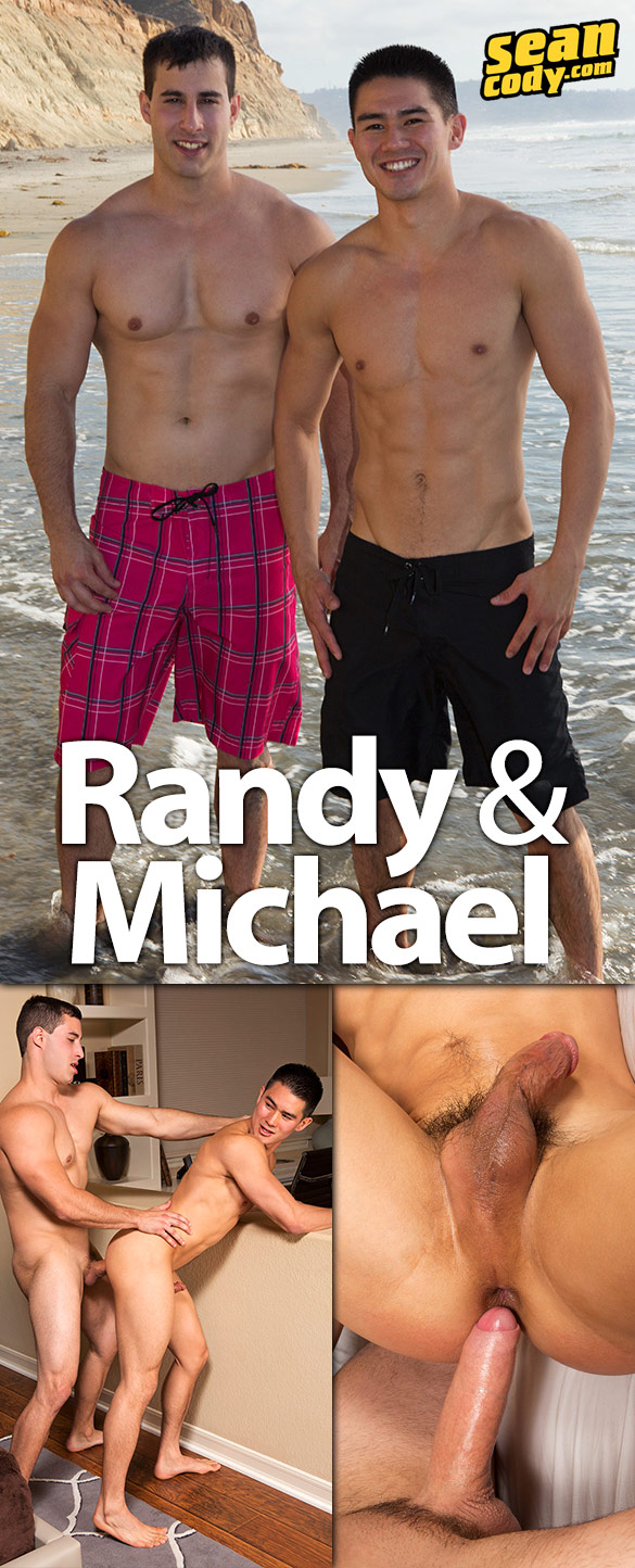 Sean Cody: Randy barebacks Michael