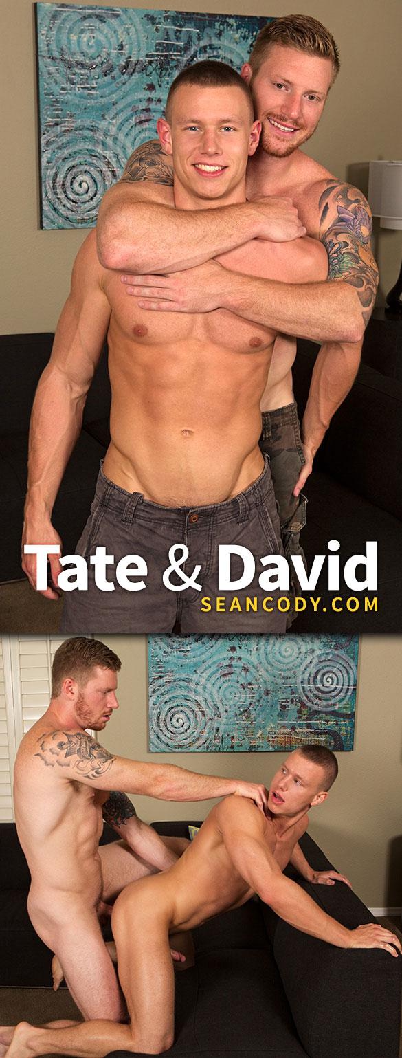 Sean Cody: David barebacks Tate