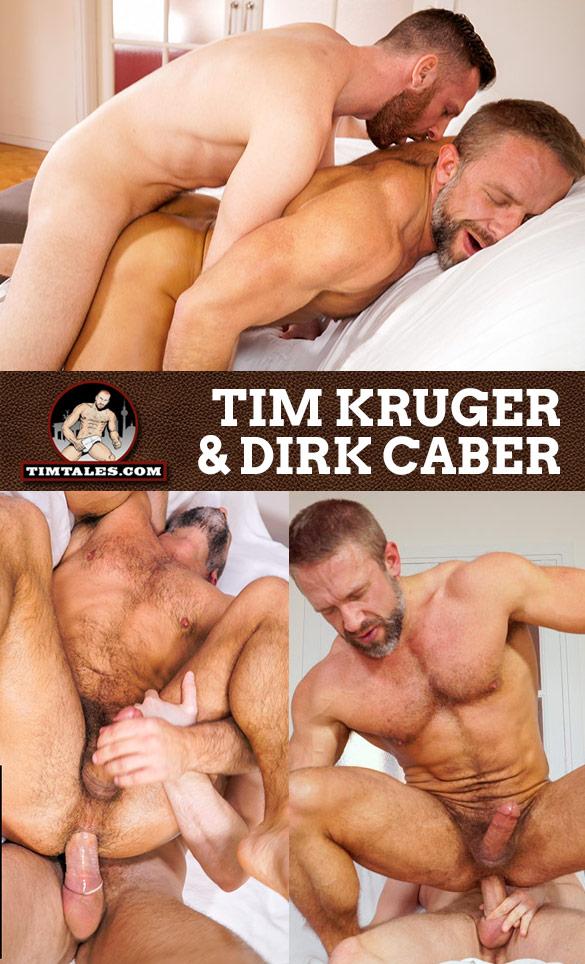 TimTales: Tim Kruger fucks Dirk Caber