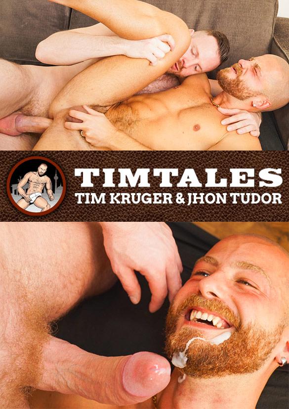 TimTales: Tim Kruger fucks Jhon Tudor