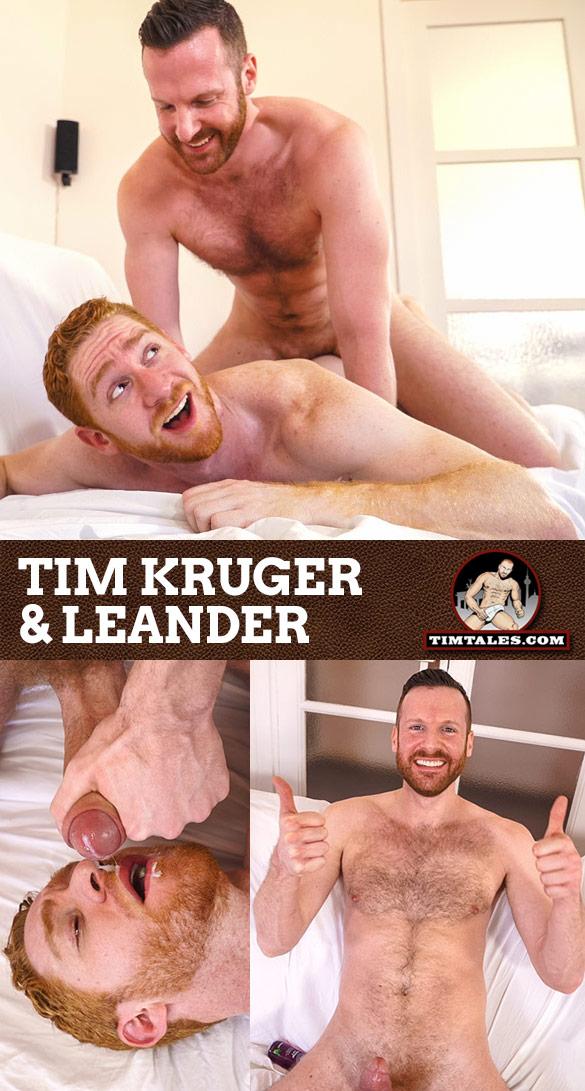 TimTales: Tim Kruger bangs Leander