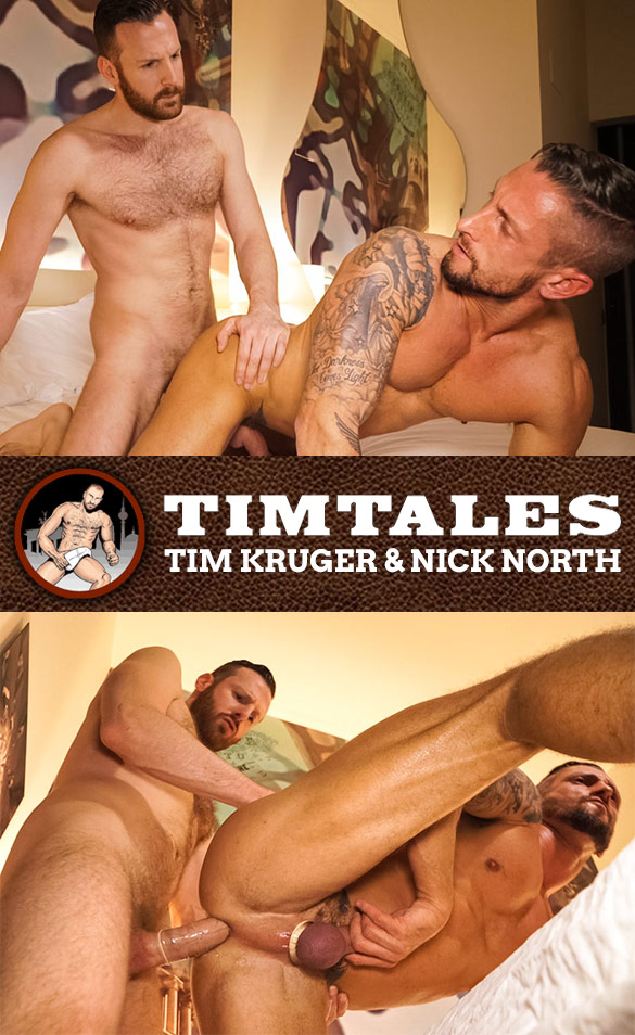 TimTales: Nick North get fucked by Tim Kruger