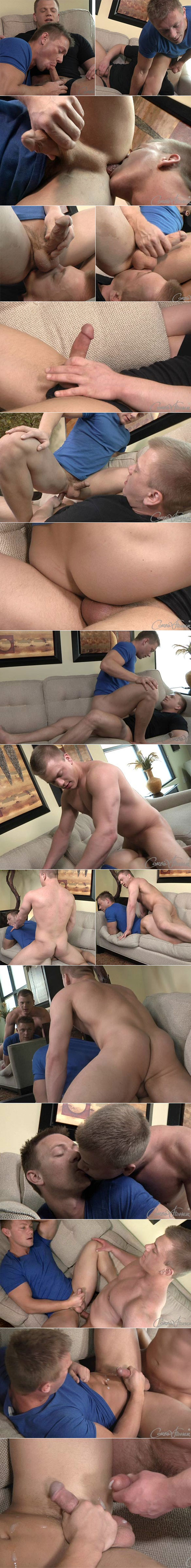 CorbinFisher: Avery barebacks Dawson