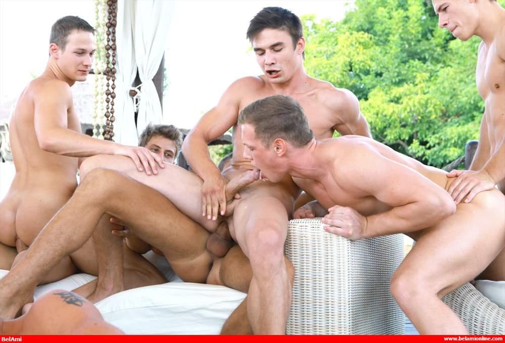 free gay orgy pics № 59119