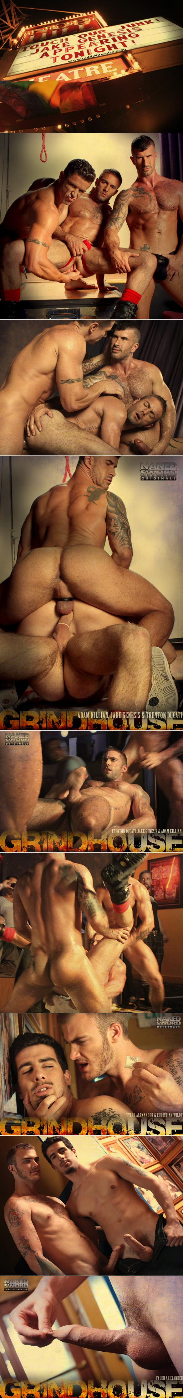 "NakedSword Originals: ""Grindhouse"""
