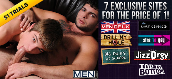 Join Men.com for $1