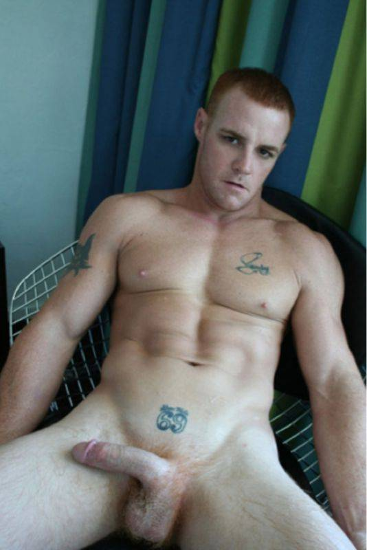 Red Headed Gay Men Naked