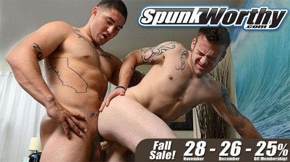 Fall Sale at SpunkWorthy.com