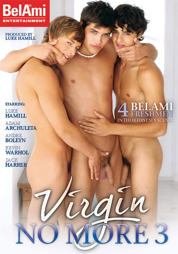 "Naked Sword: Bel Ami's ""Virgin No More 3"""